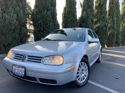 2005 Volkswagen Golf for sale at Chase Remarketing in Fremont CA