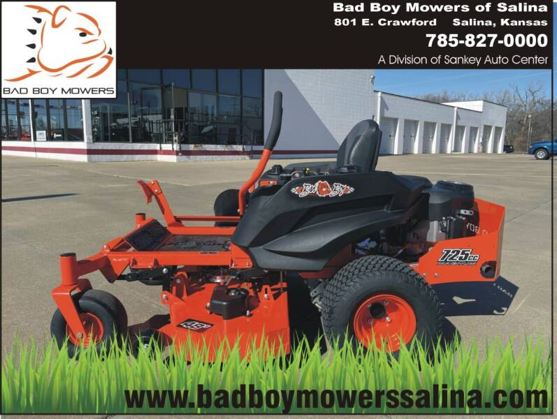 Bad Boy MZ Magnum 48 (#7184) for sale at Bad Boy Mowers Salina in Salina KS