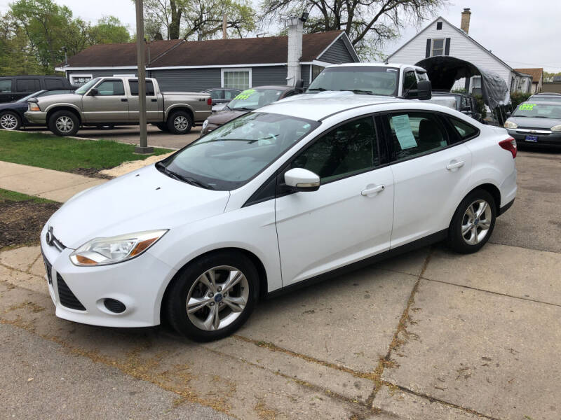2013 Ford Focus for sale at CPM Motors Inc in Elgin IL