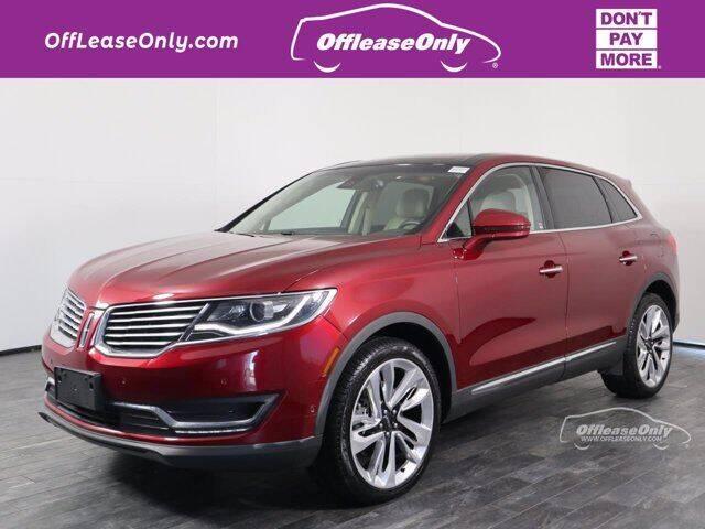 2018 Lincoln MKX for sale in Orlando, FL