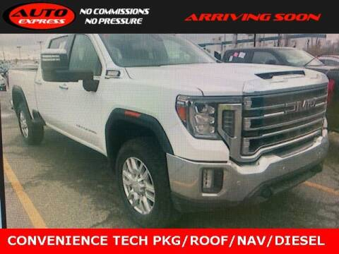 2020 GMC Sierra 3500HD for sale at Auto Express in Lafayette IN
