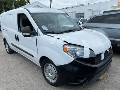2016 RAM ProMaster City Cargo for sale at INTERNATIONAL AUTO BROKERS INC in Hollywood FL