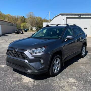 2019 Toyota RAV4 for sale at INDY AUTO MAN in Indianapolis IN