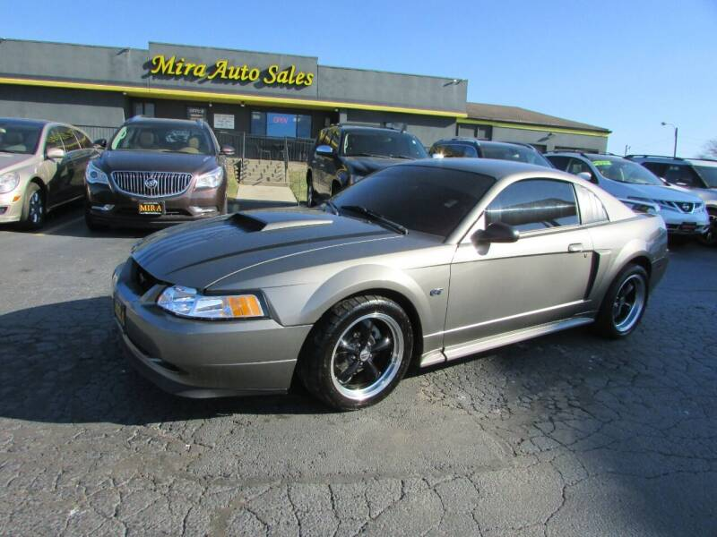 2001 Ford Mustang for sale at MIRA AUTO SALES in Cincinnati OH