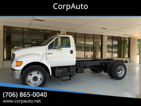 2003 Ford F-650 Super Duty for sale at CorpAuto in Cleveland GA