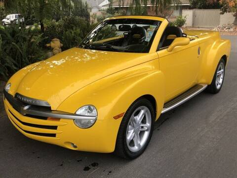 2004 Chevrolet SSR for sale at Boktor Motors in North Hollywood CA