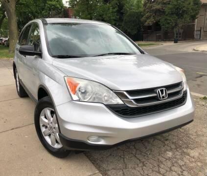 2011 Honda CR-V for sale at Jeff Auto Sales INC in Chicago IL