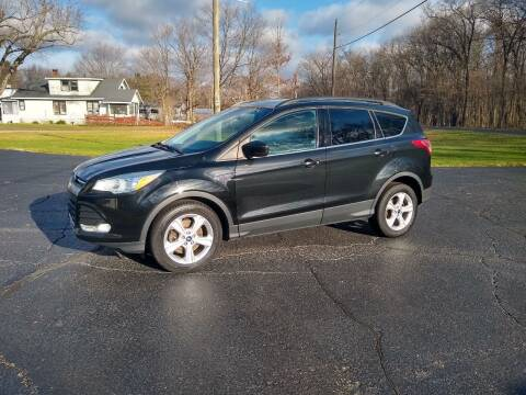 2015 Ford Escape for sale at Depue Auto Sales Inc in Paw Paw MI