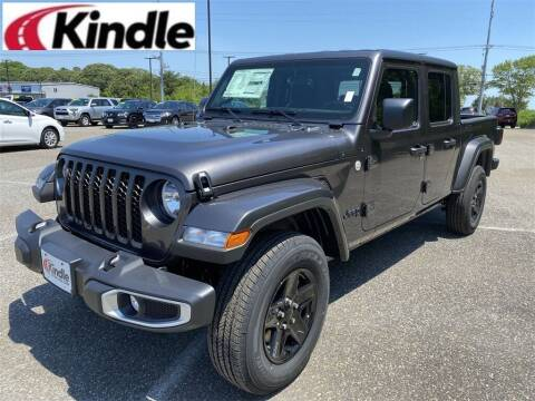 2021 Jeep Gladiator for sale at Kindle Auto Plaza in Middle Township NJ
