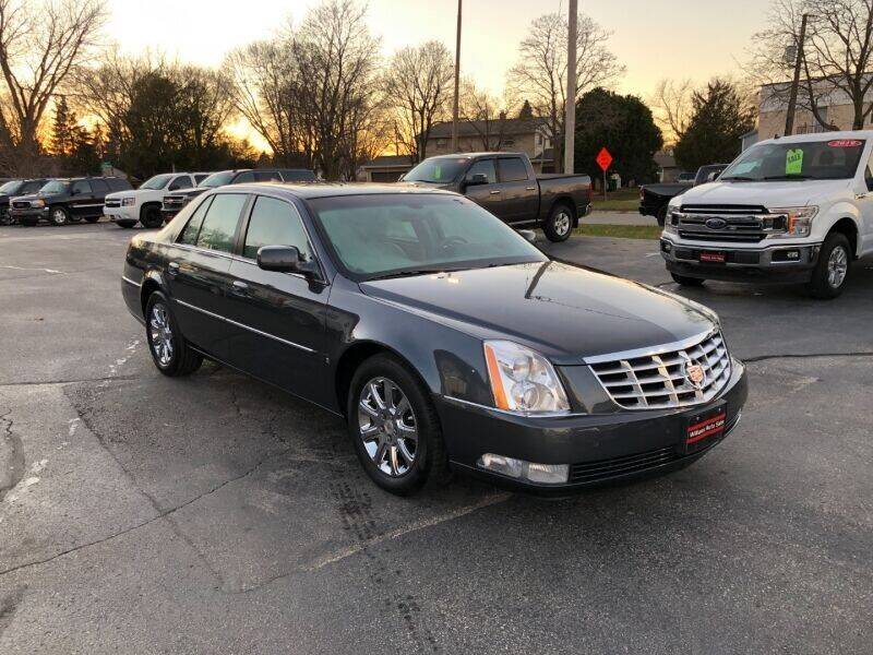 2009 Cadillac DTS for sale at WILLIAMS AUTO SALES in Green Bay WI