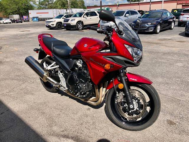 2016 Suzuki GSF1250SA for sale at Richardson Sales & Service in Highland IN
