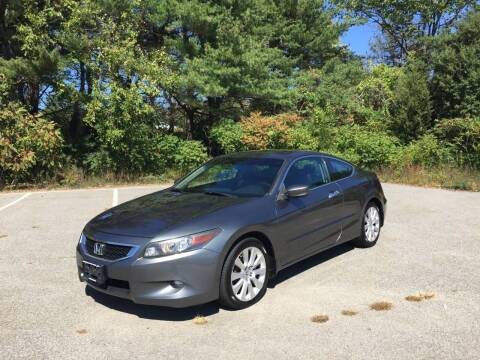 2010 Honda Accord for sale at Westford Auto Sales in Westford MA