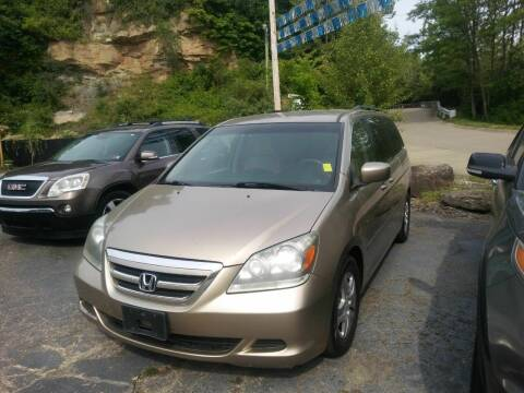 2007 Honda Odyssey for sale at Riverside Auto Sales in Saint Albans WV