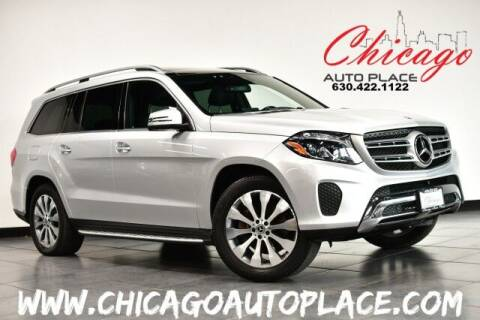 2018 Mercedes-Benz GLS for sale at Chicago Auto Place in Bensenville IL