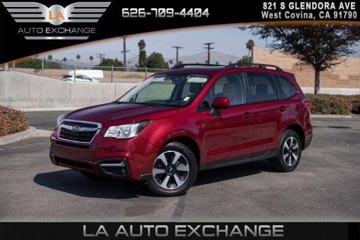 used subaru forester for sale in los