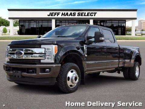 2017 Ford F-350 Super Duty for sale at JEFF HAAS MAZDA in Houston TX