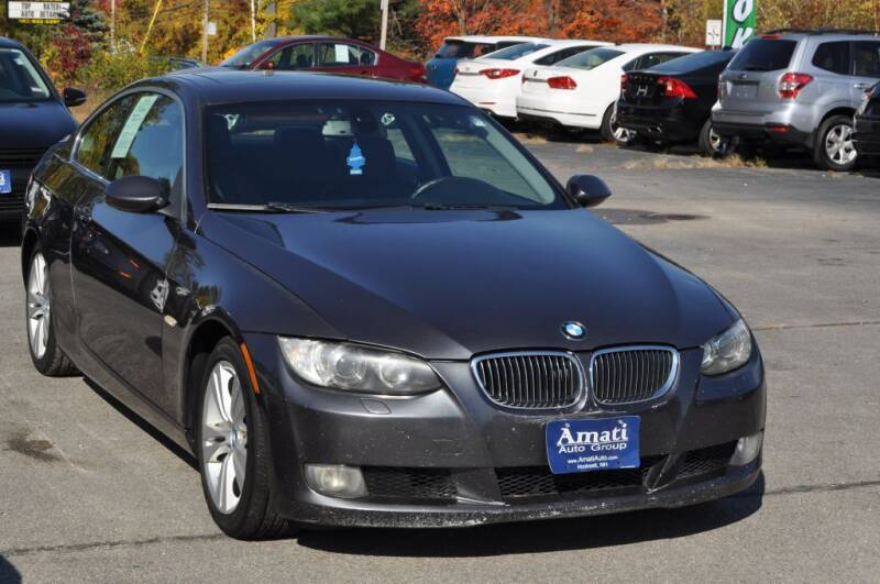 2008 BMW 3 Series for sale at Amati Auto Group in Hooksett NH