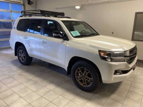 2021 Toyota Land Cruiser for sale at Harr's Redfield Ford in Redfield SD