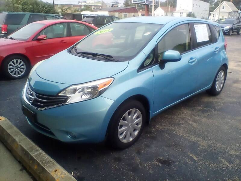 2014 Nissan Versa Note for sale at Smart Buy Auto in Bradley IL