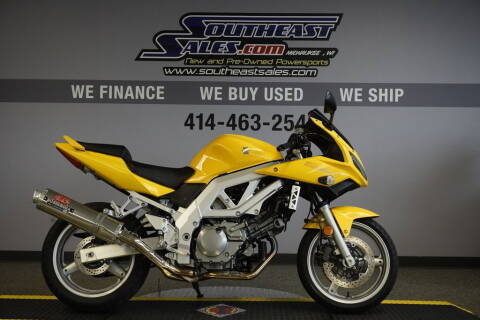 2004 Suzuki SV650 for sale at Southeast Sales Powersports in Milwaukee WI
