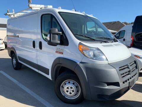 2015 RAM ProMaster Cargo for sale at Excellence Auto Direct in Euless TX
