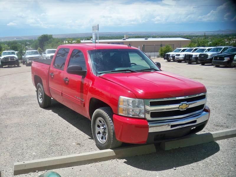 2011 Chevrolet Silverado 1500 for sale at Samcar Inc. in Albuquerque NM