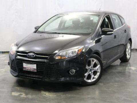 2012 Ford Focus for sale at United Auto Exchange in Addison IL