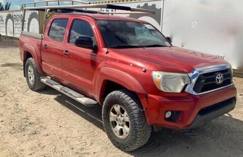 2012 Toyota Tacoma for sale at TOP OFF MOTORS in Costa Mesa CA