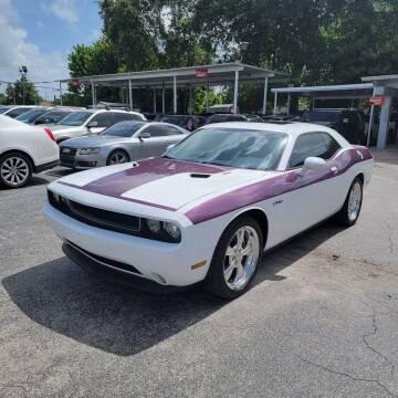 2011 Dodge Challenger for sale at America Auto Wholesale Inc in Miami FL