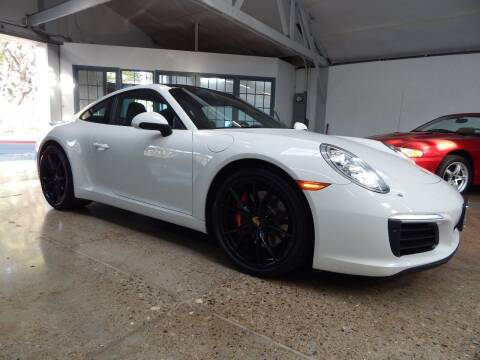 2017 Porsche 911 for sale at Milpas Motors Auto Gallery in Ventura CA