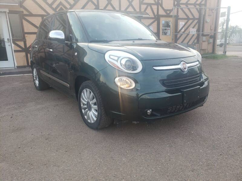 2014 FIAT 500L for sale at Used Car Showcase in Phoenix AZ