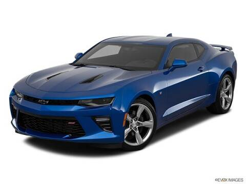 2017 Chevrolet Camaro for sale at Ken Wilson Ford in Canton NC