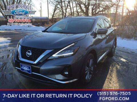 2020 Nissan Murano for sale at Fort Dodge Ford Lincoln Toyota in Fort Dodge IA
