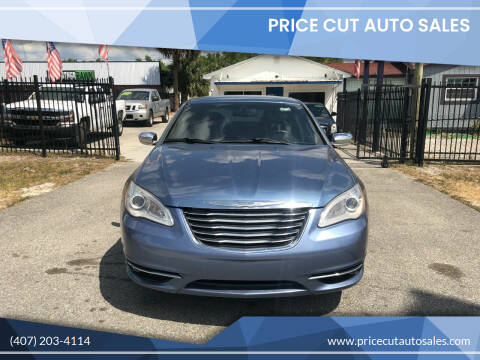 2011 Chrysler 200 for sale at Price Cut Auto Sales in Orlando FL