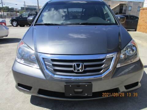2010 Honda Odyssey for sale at Atlantic Motors in Chamblee GA