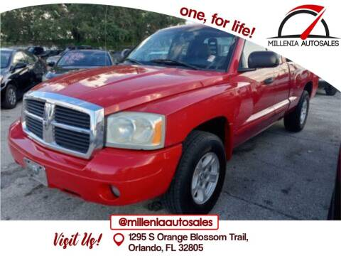 2005 Dodge Dakota for sale at Millenia Auto Sales in Orlando FL