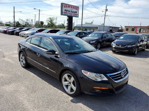 2012 Volkswagen CC for sale at Jamrock Auto Sales of Panama City in Panama City FL