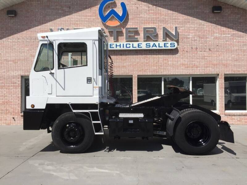2006 Capacity TJ5000 YARD SPOTTER for sale at Western Specialty Vehicle Sales in Braidwood IL