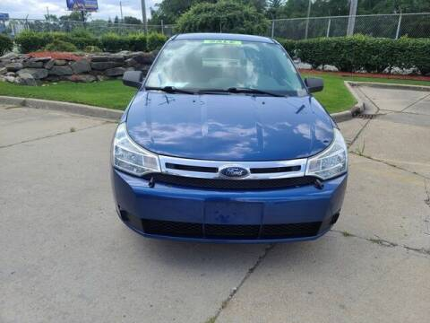2008 Ford Focus for sale at G & R Auto Sales in Detroit MI