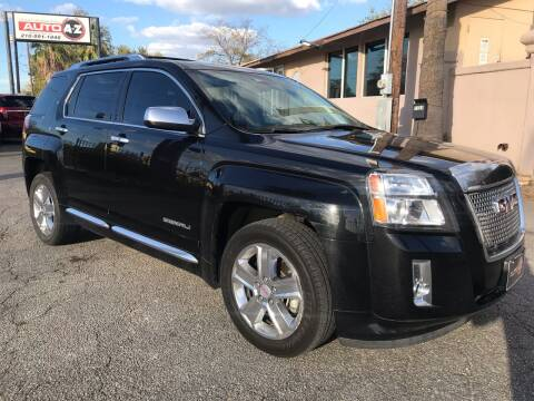 2013 GMC Terrain for sale at Auto A to Z / General McMullen in San Antonio TX