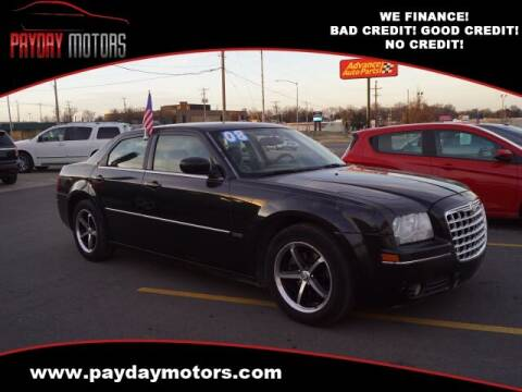 2008 Chrysler 300 for sale at Payday Motors in Wichita And Topeka KS