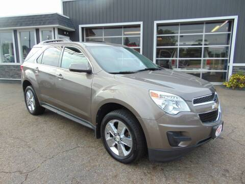 2012 Chevrolet Equinox for sale at Akron Auto Sales in Akron OH