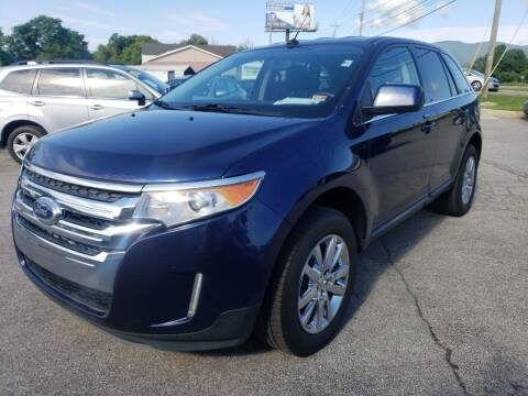 2011 Ford Edge for sale at Salem Auto Sales in Salem VA