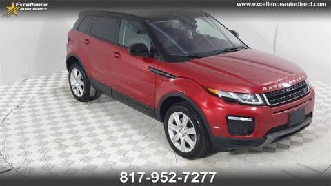 2017 Land Rover Range Rover Evoque for sale at Excellence Auto Direct in Euless TX