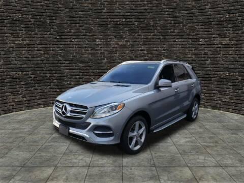 2016 Mercedes-Benz GLE for sale at Montclair Motor Car in Montclair NJ