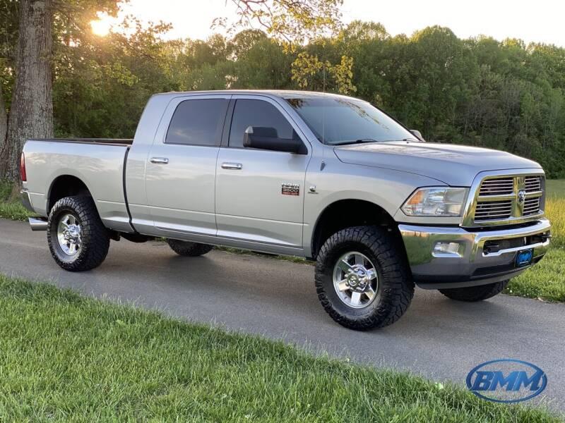 2010 Dodge Ram Pickup 3500 for sale at B & M Motors, LLC in Tompkinsville KY