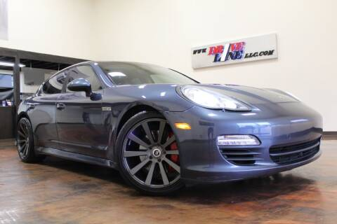 2012 Porsche Panamera for sale at Driveline LLC in Jacksonville FL