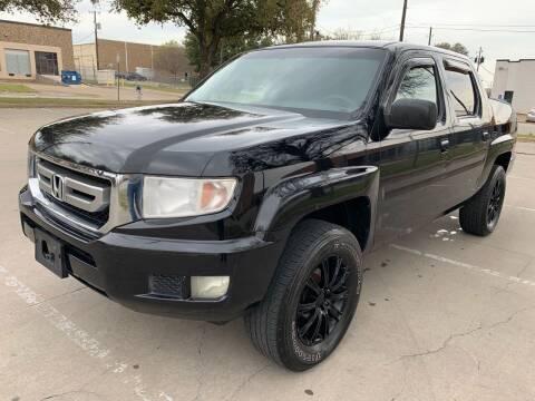 2011 Honda Ridgeline for sale at Sima Auto Sales in Dallas TX