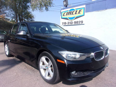 2013 BMW 3 Series for sale at Circle Auto Center in Colorado Springs CO
