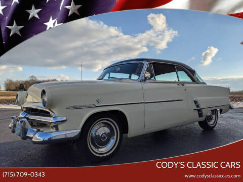 1953 Ford Crestline for sale at Cody's Classic Cars in Stanley WI